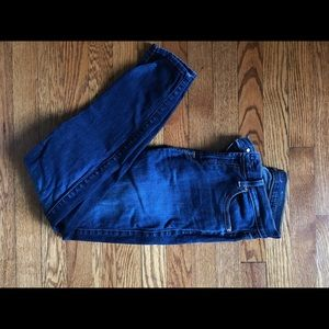 7 For All Mankind Jeans - 7 for all Mankind blue skinny jeans sz 27